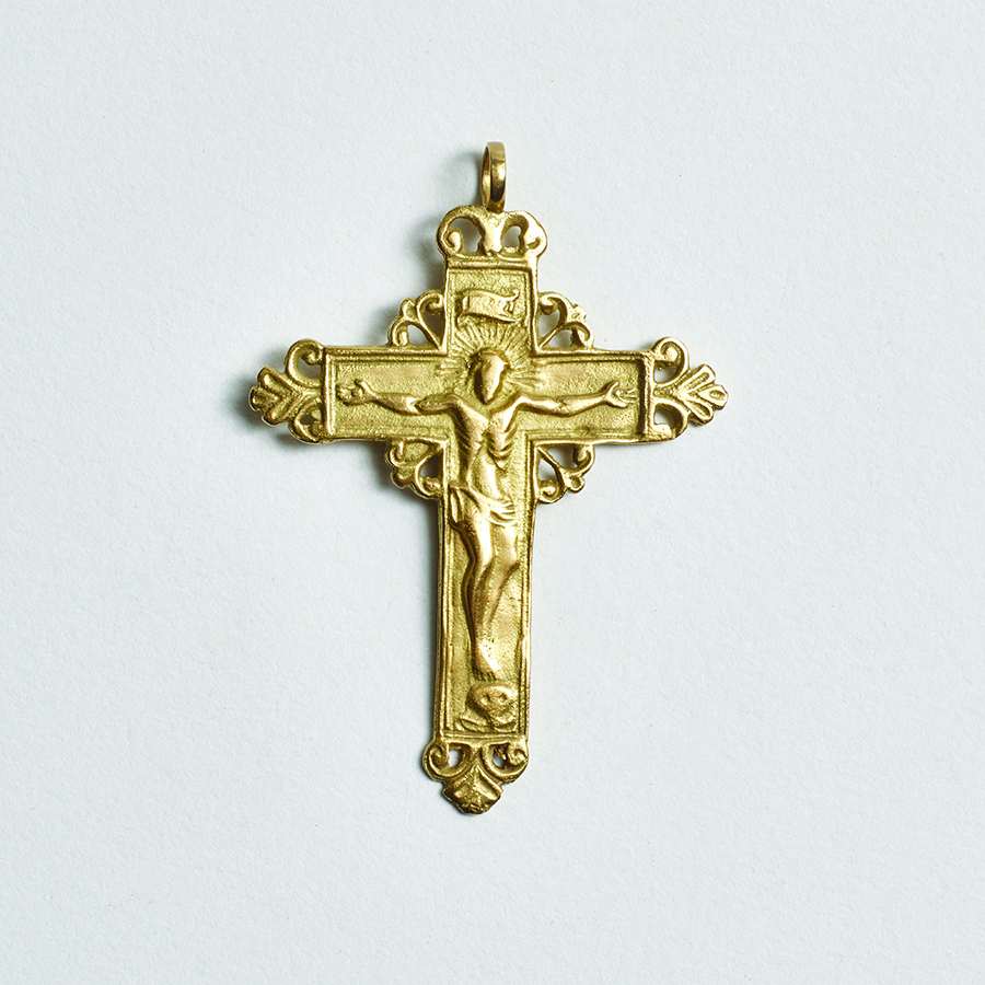 Pingente Cristo Que Nos Protege