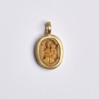 Pingente Santo Antônio Medalha P