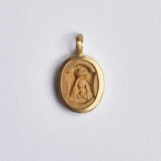 Pingente Nossa Senhora Aparecida Medalha P