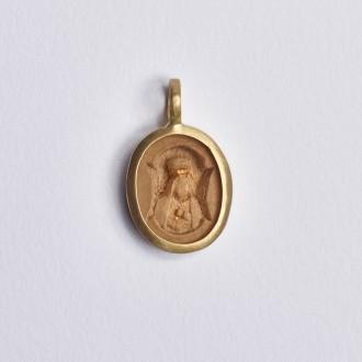 Pingente Nossa Senhora de Fátima Medalha P