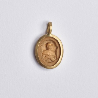 Pingente São Francisco Medalha P