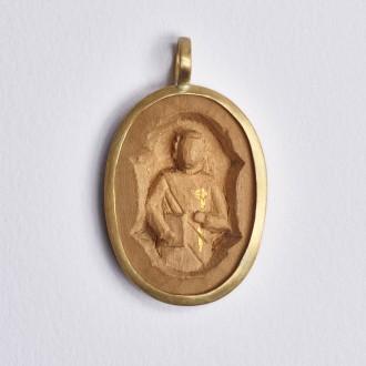 Pingente São Judas Medalha M