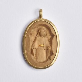 Pingente Nossa Senhora das Graças Medalha M