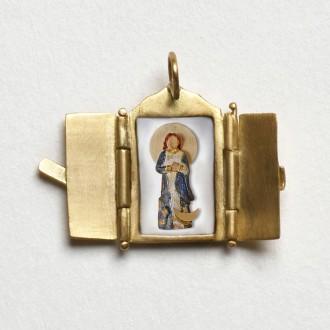 Pingente Oratório de Nossa Senhora da Conceição