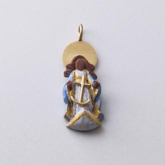 Pingente Nossa Senhora das Navegantes M