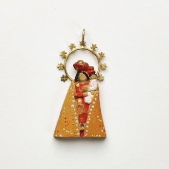 Pingente Nossa Senhora de Nazaré M