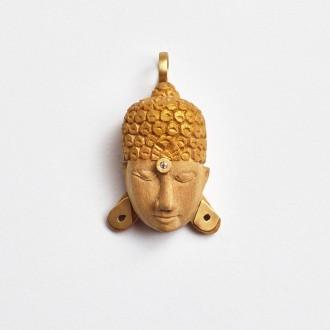 Pingente Buda M