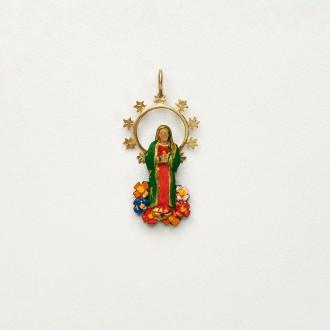 Pingente Nossa Senhora de Guadalupe P