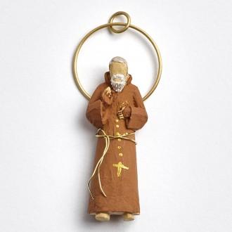 Pingente Padre Pio G