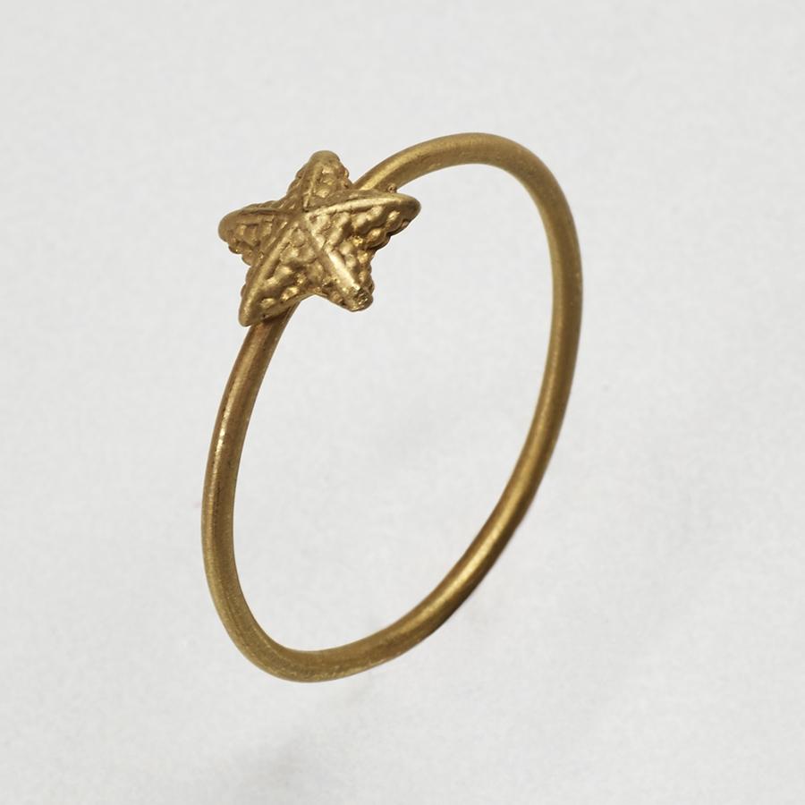 Anel Estrela do Mar M.
