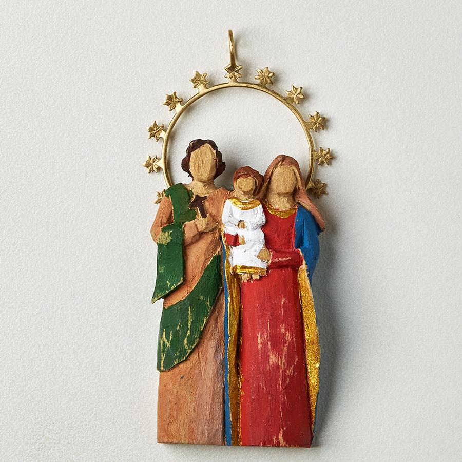Pingente Sagrada Familia G